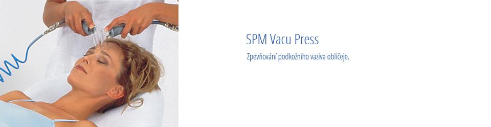 SPM Vacu Press – obličej